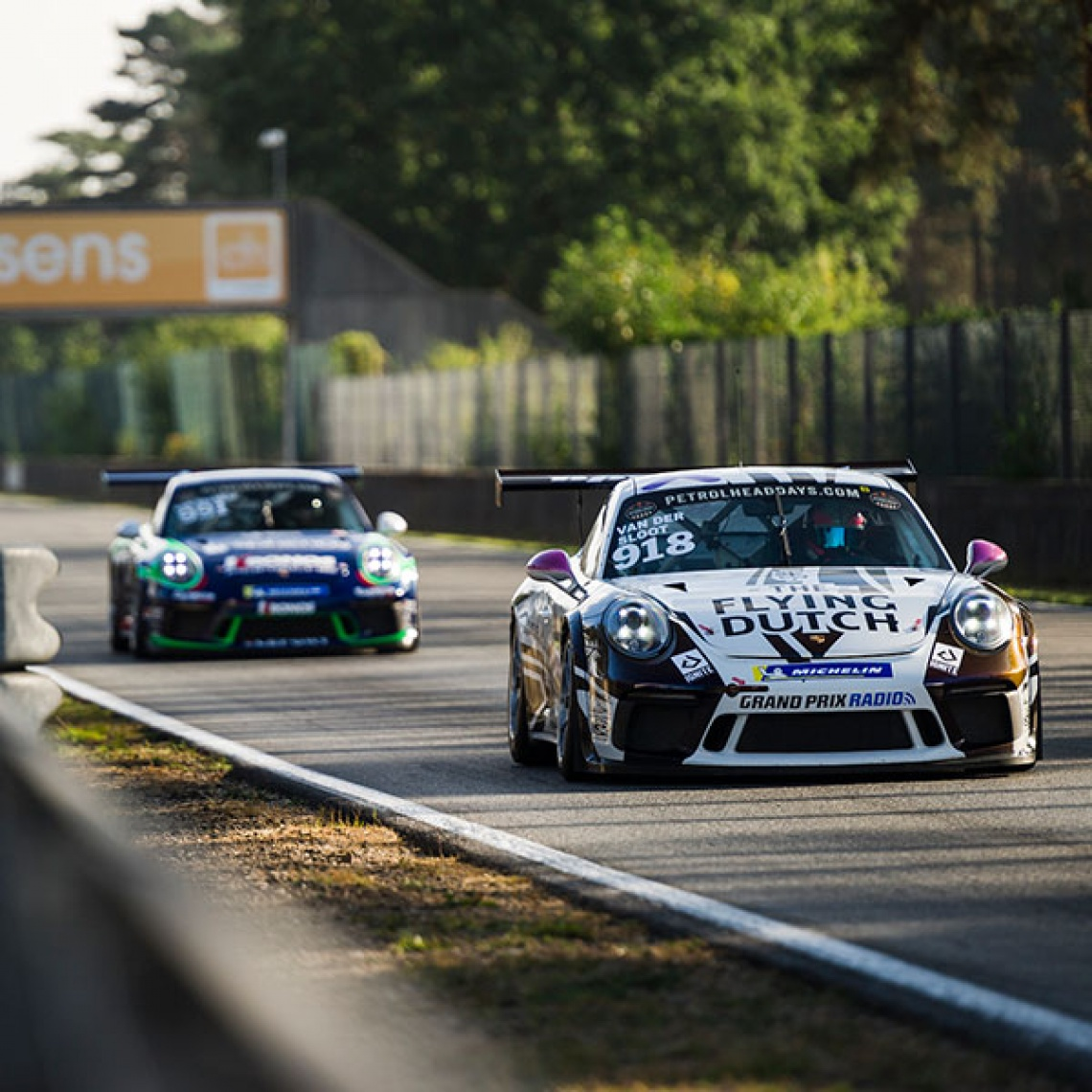 DTM, Porsche Carrera Cup Benelux en Formule 3 @ Circuit Zolder