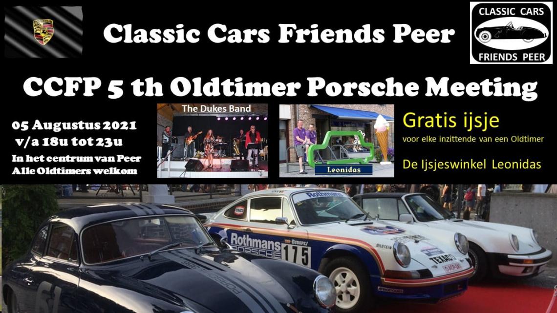 Classic Cars Friends Peer 05-08-2021