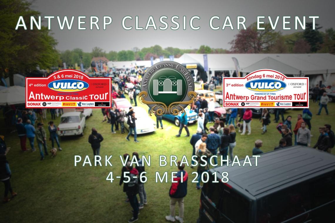 Antwerp Classic Car Event