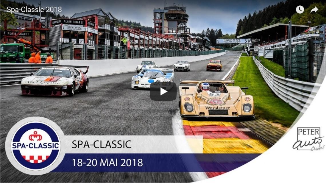 Spa Classic 2018