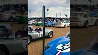 Le Mans clàssic 2018 PORSCHES